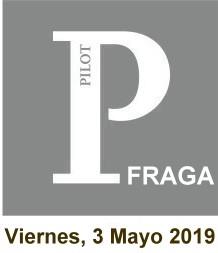 FRAGA - Foro PILOT 2019, martes 3 de mayo de 2019