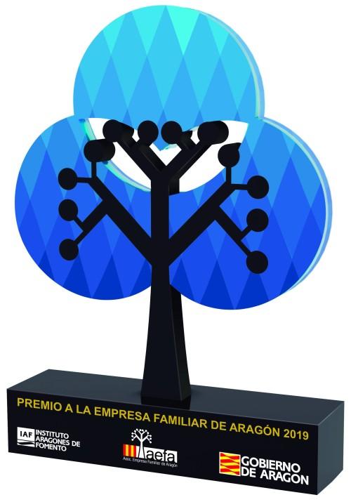 Premio de Empresa Familiar de Aragón 2019