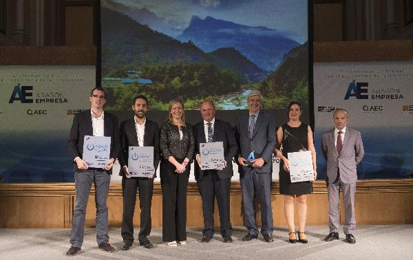 Premio Open Innovation en Aragón 2015