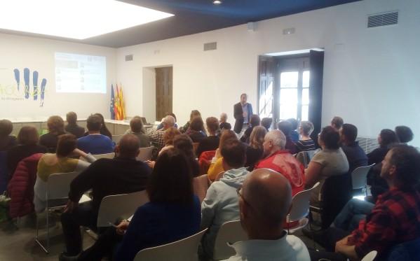 Presentación del Plan RSA en la Ribagorza